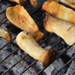 エリンギは素焼きならカロリーを気にせず食べられます